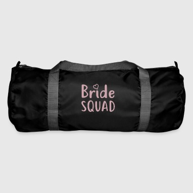 Bachelorette Party - BRIDE SQUAD - Duffel Bag