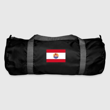 National Flag Of French Polynesia - Duffel Bag