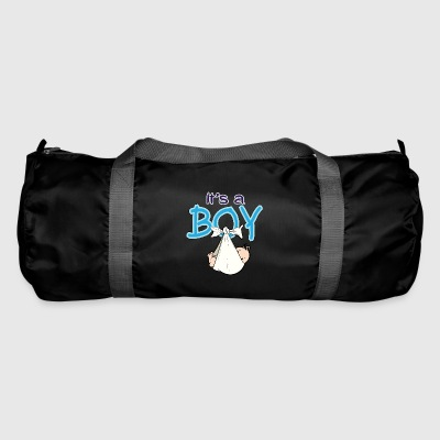 Babyshower Boy Blue - Duffel Bag