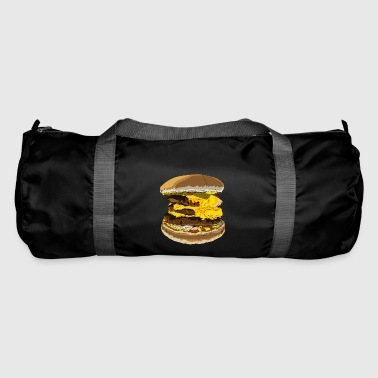 Burger cheeseburger giant - Duffel Bag