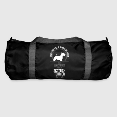 SCOTTISH TERRIER Guardian Angel Wilsigns - Duffel Bag
