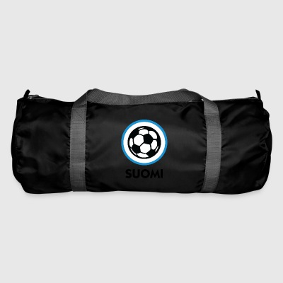 Finland Football Emblem - Duffel Bag