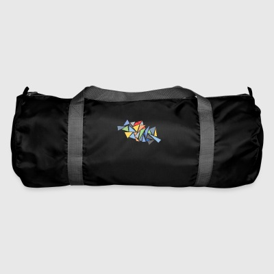Modern Triangles - Duffel Bag