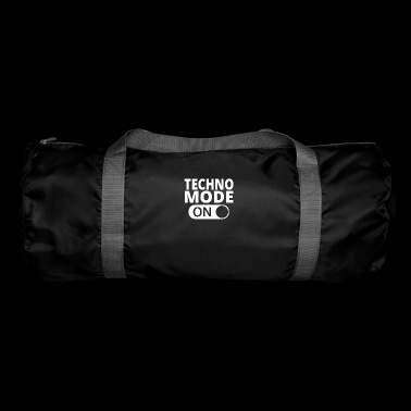 MODE ON TECHNO - Duffel Bag