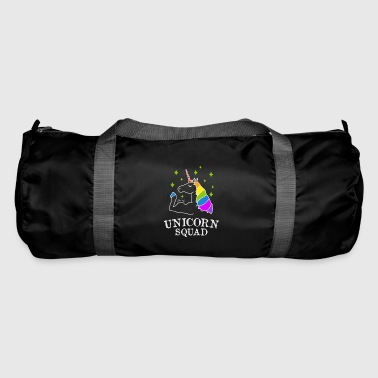 Unicorn Squad - gym fitness - Duffel Bag