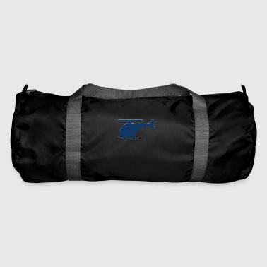 helicopter - Duffel Bag
