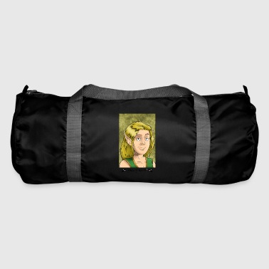 Elf portrait - Duffel Bag