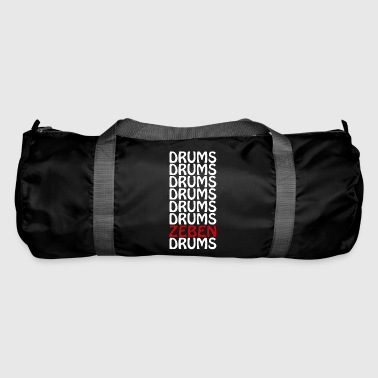 DRUMS ZEBEN DRUMS - Duffel Bag