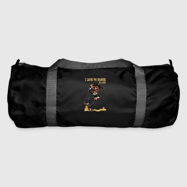 I love to dance in line monument valleys - Duffel Bag