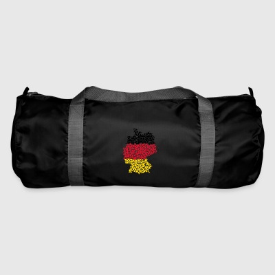 Germany map - Duffel Bag