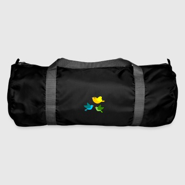 birds - Duffel Bag