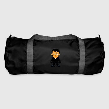 Avatar Motif comic figure style - Duffel Bag