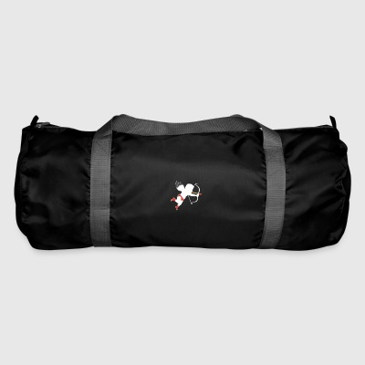 El Cupid Perfect Match white - Duffel Bag