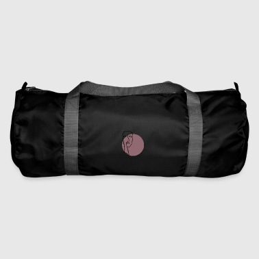 Amme PURPLE - Sportsbag
