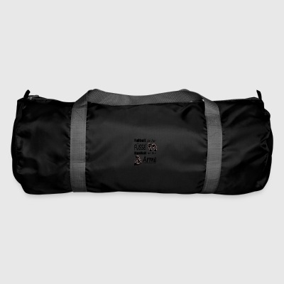 Soccer is for feet, handball is for arms - Duffel Bag