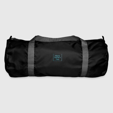 Happy fathers day 2346627 960 720 - Duffel Bag