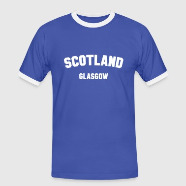 GLASGOW - Men's Ringer Shirt