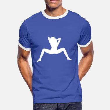 Sex Animals sex - T-shirt contrasté Homme