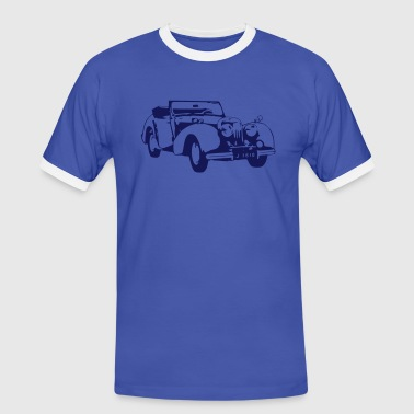 Triumph Roadster - Men's Ringer Shirt
