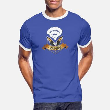 World Series The world series of vaping - Men's Ringer T-Shirt