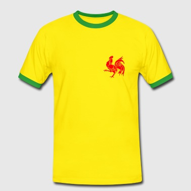 Wallonia - Men's Ringer Shirt