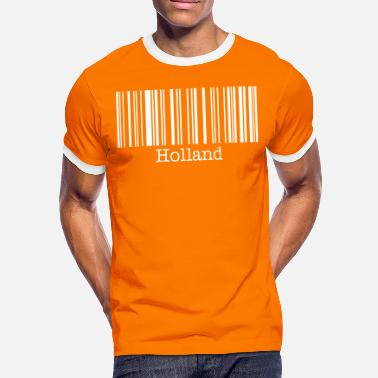 Holland Holland Netherlands - Men's Ringer Shirt