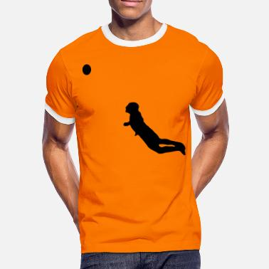 The Flying Dutchman - Mannen contrastshirt