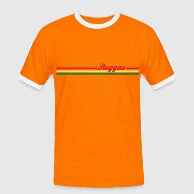 reggae - Men's Ringer Shirt