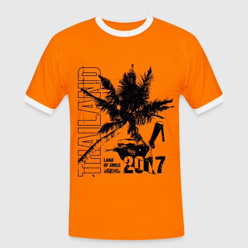 Thailand 2017 - Men's Ringer Shirt