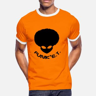 Funky Funky - T-shirt contrasté Homme