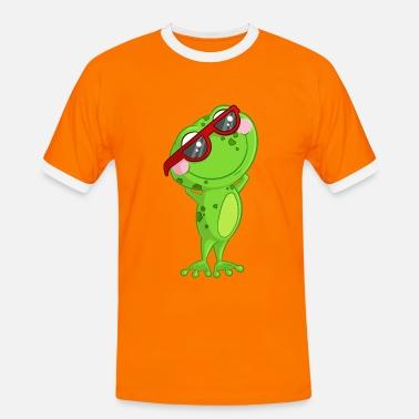 Dibujos CamisetasSpreadshirt Rana Línea Pedir En 5A3L4Rj
