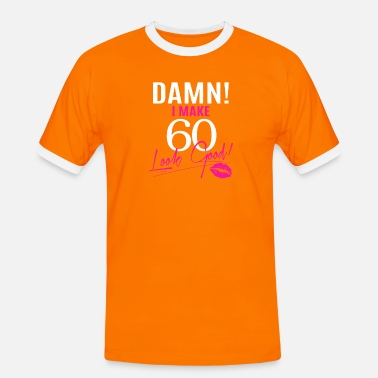 49162ca6 60th birthday Damn I Make 60 Look Good 1959 Men's Premium T-Shirt ...
