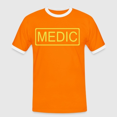 medic - Men's Ringer Shirt