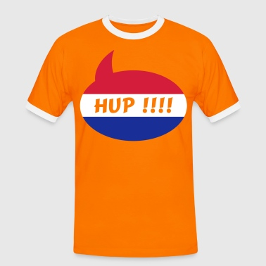 Football Hup Holland - Men's Ringer Shirt