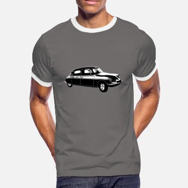 Ds Citroen DS - Men's Ringer Shirt