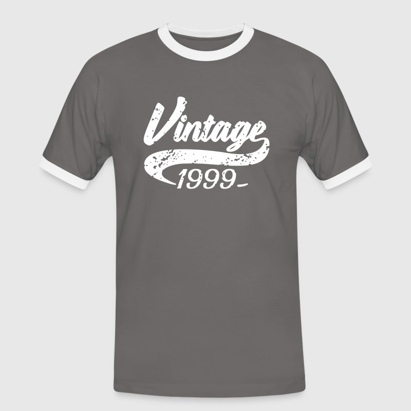 Vintage 1999 - Men's Ringer Shirt