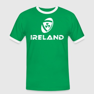 Rugby Ireland Centre - Men's Ringer Shirt