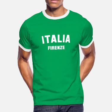 Firenze FLORENCE - Men's Ringer Shirt