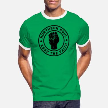 Northern Soul NorthernSoul - Men's Ringer T-Shirt