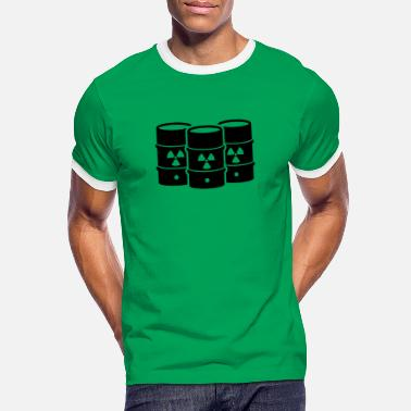 Residuos Nucleares residuos nucleares - Camiseta contraste hombre