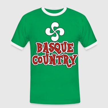 basque country 02 - Men's Ringer Shirt