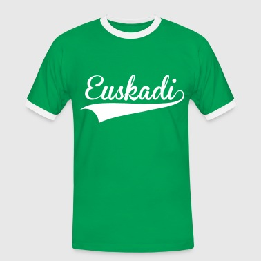 euskadi vector 01 - Men's Ringer Shirt