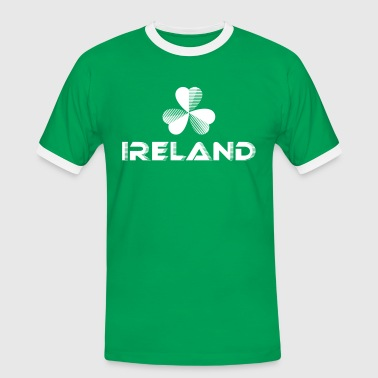 Ireland Support - Men's Ringer Shirt