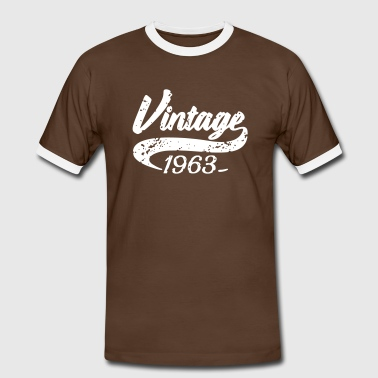 Vintage 1963 - Men's Ringer Shirt