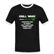 Lieblich Lustige Sprüche Grill Wars   Männer Ringer T Shirt