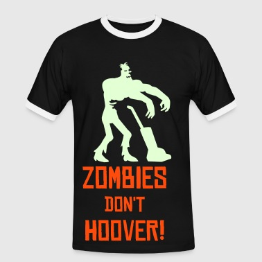 Zombie Hoovers - Men's Ringer Shirt