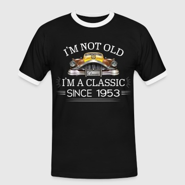 -Classic Since 1953- - Men's Ringer Shirt