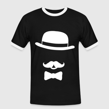Like A Sir - T-shirt contrasté Homme