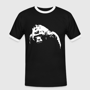 gorilla - Men's Ringer Shirt