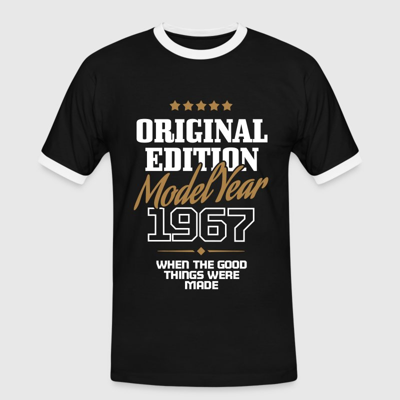 Original Edition - Model Year 1967 - T-shirt contrasté Homme